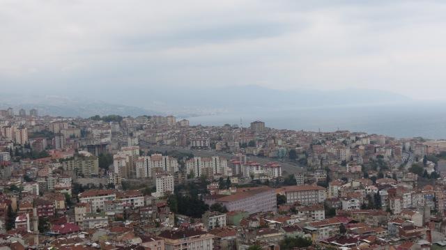 Trabzon...